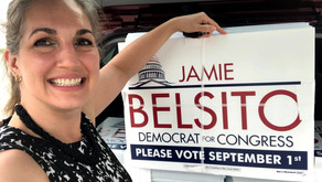 2020 Candidate for MA-6 Jamie Belsito Talks Democrats and Walking the Talk for Women
