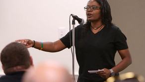 A Veteran, IT Professional's Appeal - Kimberly Walker