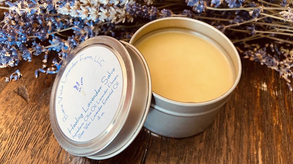 Healing Lavender Salve