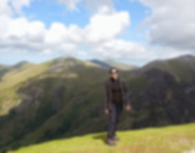 Kuljit.K.Sehmi on Mount Snowdon