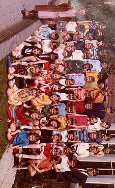 2e Klas lagere school Peter Geurts