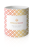Apricot candle