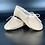 Thumbnail: Pink Leather Ballet Shoe