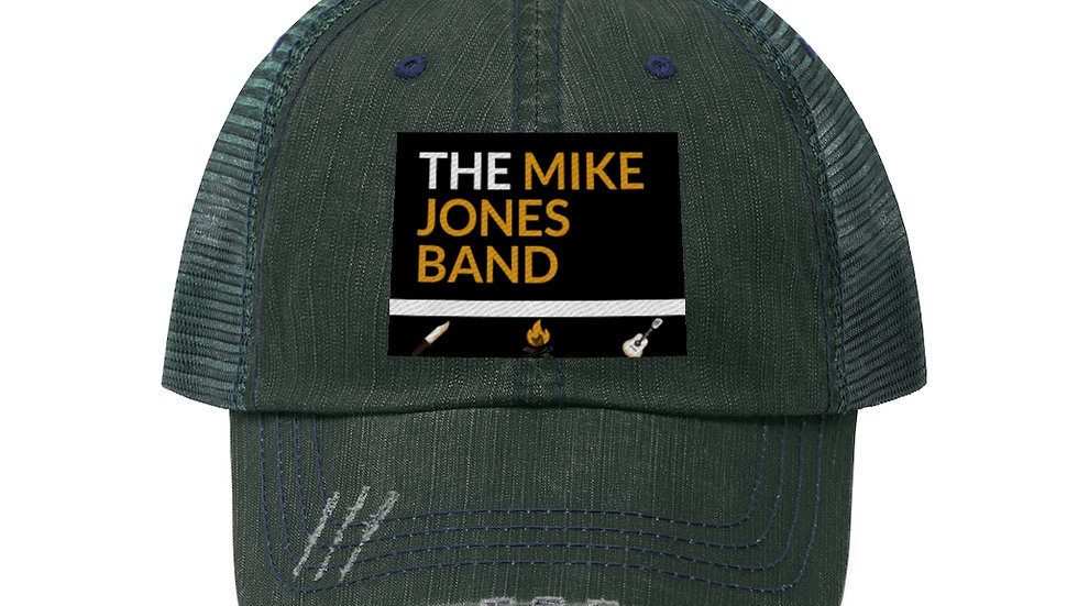 Mike Jones Band Unisex Trucker Hat