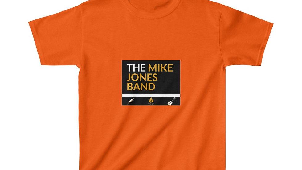 Mike Jones Band Kids Heavy Cotton™ Tee