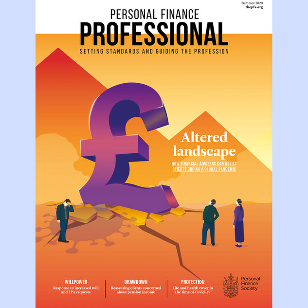 Cover Personal Finance Professional