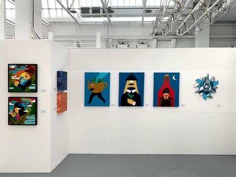 WSM Gallery Milan 2019 - Napal
