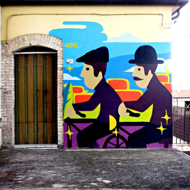 Napal - Civita Street Art Festival