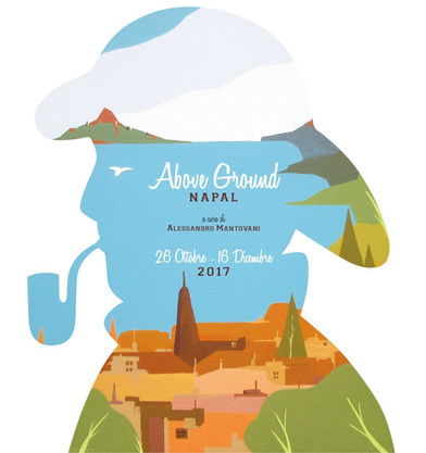 Napal Above Ground Solo Exhibition