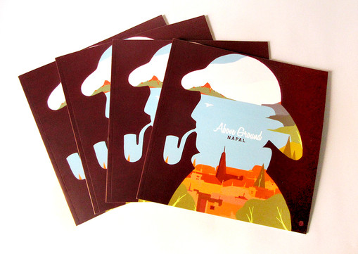 Above Ground -Exhibition Catalogue
