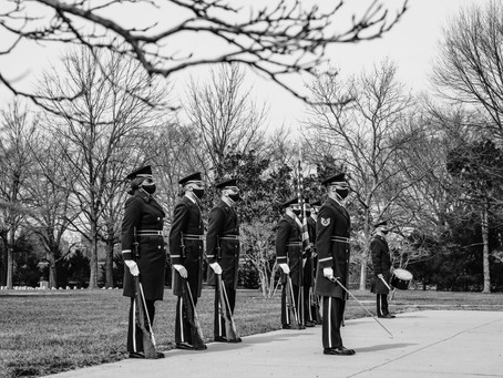 Arlington Military Funeral