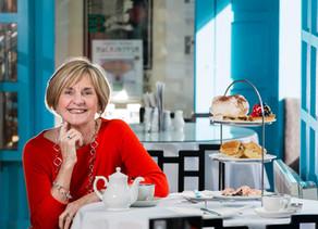 10 things...Meet Anne Mulhern, owner of The Willow Tearooms
