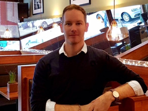 10 things...Meet Luke Tracey, owner of Square Bar and Restaurant