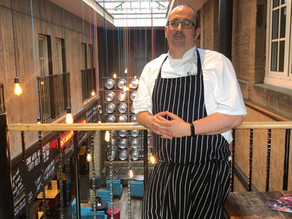 Meet Head Chef from Chez Mal, Douglas Macdonald