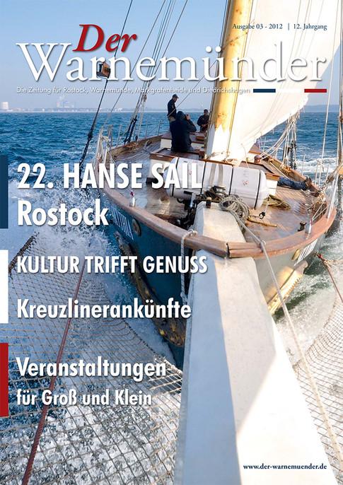 Warnemünde und Rostock