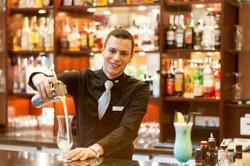 Mitarbeiter Bar a-rosa Travemünde