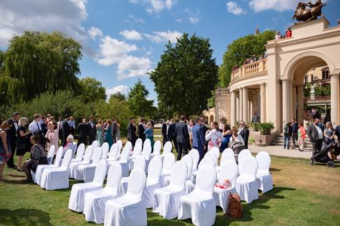 Hochzeit Schweriner Schloss
