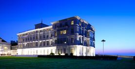 das Grand Hotel Heiligendamm