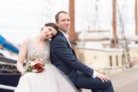 Hochzeit in Rostock