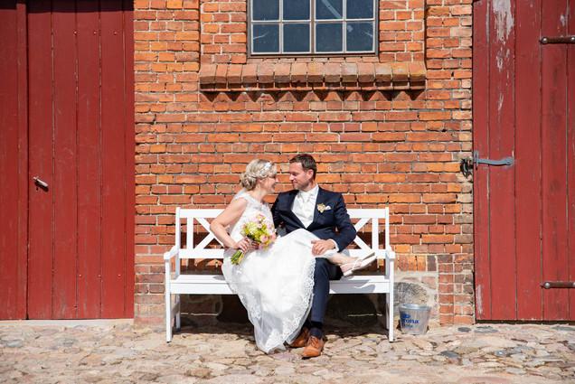 Brautpaar Shooting Gut Gerdshagen