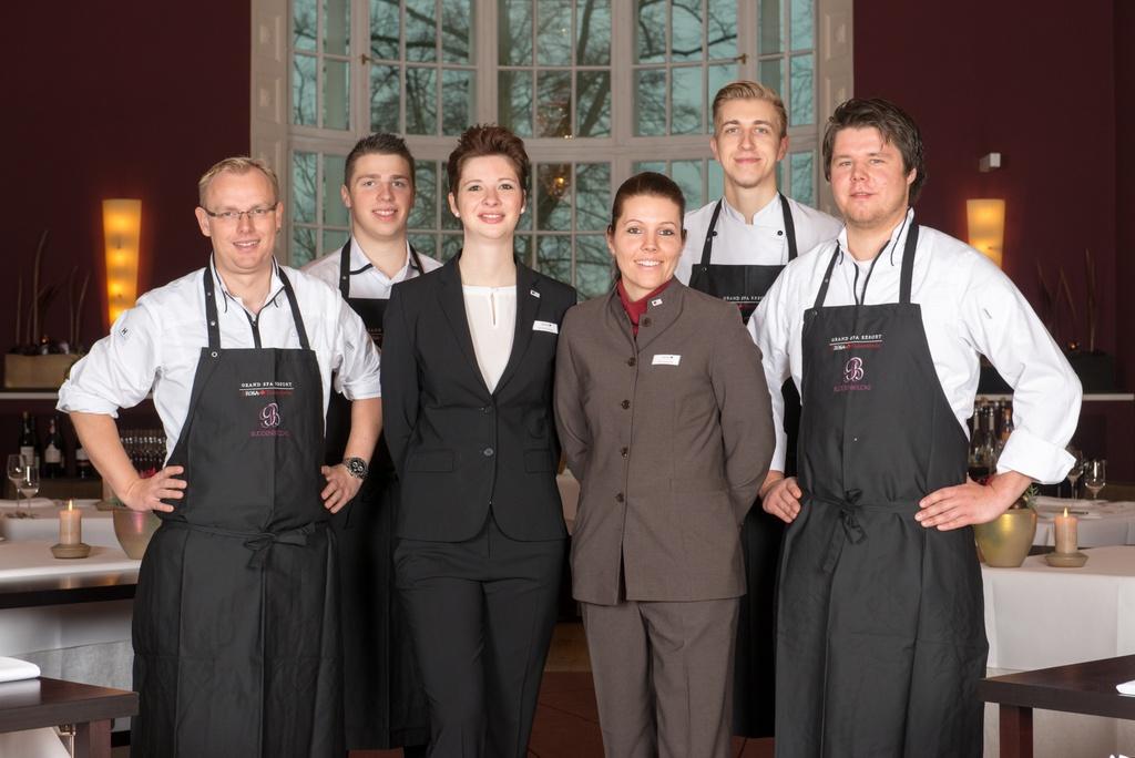 Mitarbeiter a-rosa Travemünde