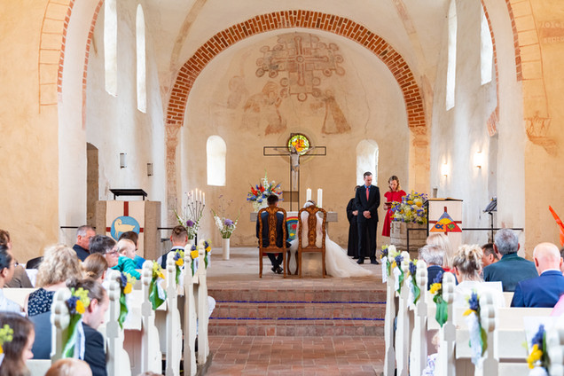 Hochzeit Kirchliche Trauung
