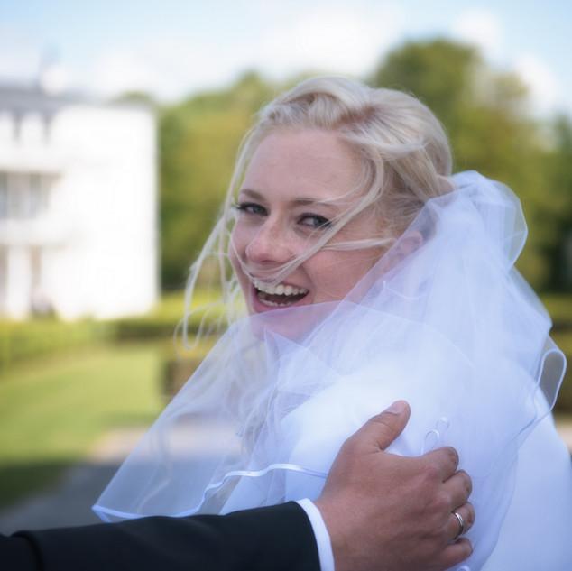 Braut Schleier Heiligendamm