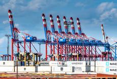 Bremerhaven, Industriefotografie