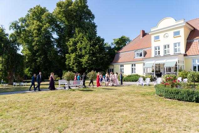 Schloss Gamehl Hochzeit