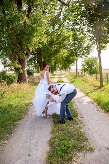 Hochzeitsfotograf Schloß Samow