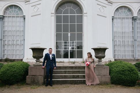 Hochzeitsfotos auf Rügen