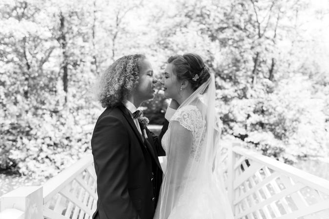 Brautpaar Fotografie Hochzeitsshooting
