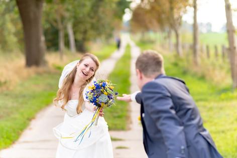 Brautpaarshooting Hochzeitsbilder