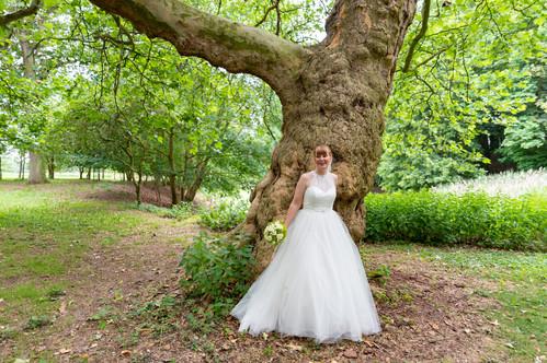Braut Fotoshooting