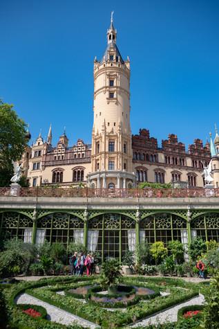 Schweriner Schloss als Traumkulisse