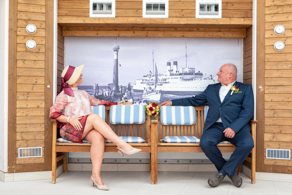 Hochzeitsfotos im Hotel Hübner