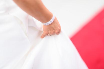wohlfühlen im Hochzeitskleid