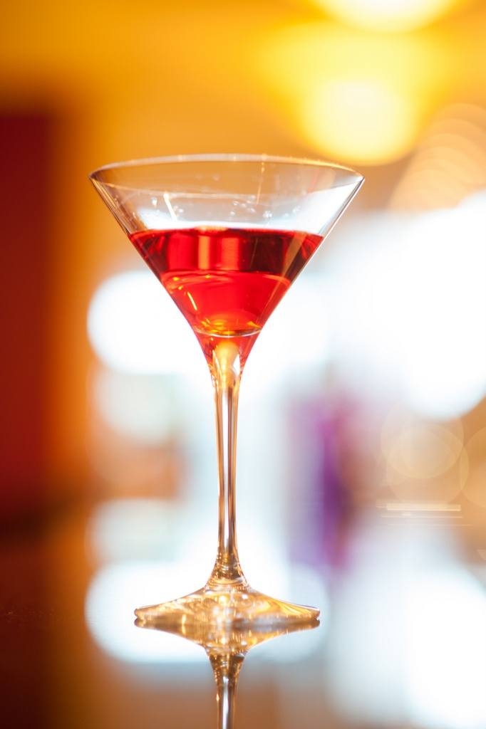 Cocktailglas Details