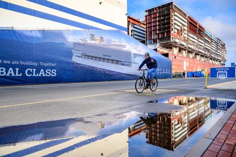MV Werften Fotografie