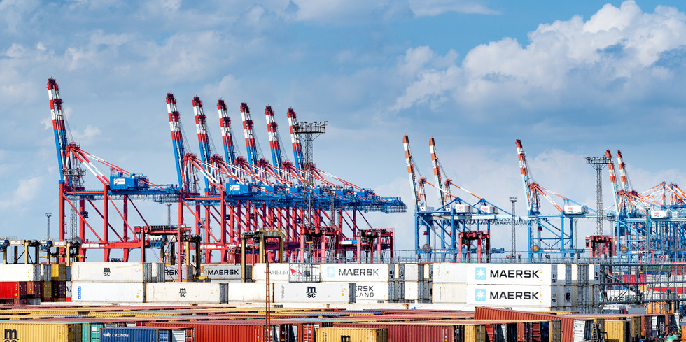 Bremerhaven Industriereportage