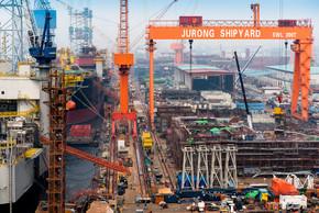 Jurong Werft Singapore