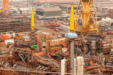 Jurong Werft Singapur