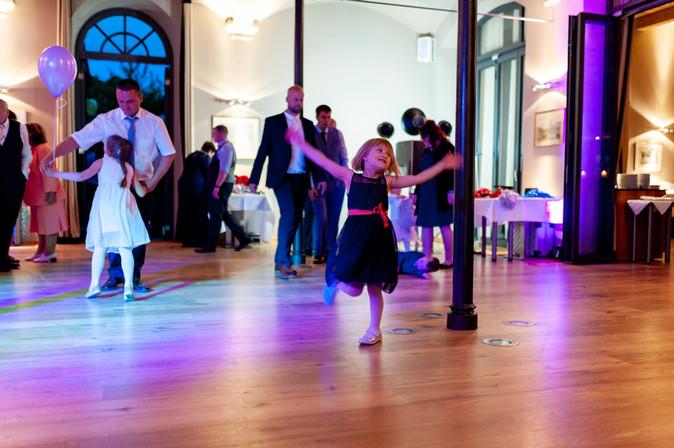 Hochzeitsparty Tanzen