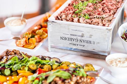 Catering Hochzeit Food