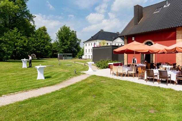 Hochzeit Schlossgut Groß Schwansee