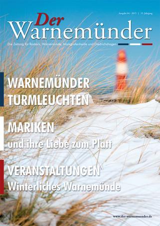 Winter in Warnemünde