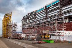 MV Werften Neubau