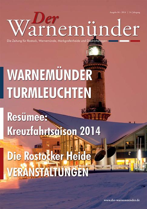 Winter am Leuchtturm