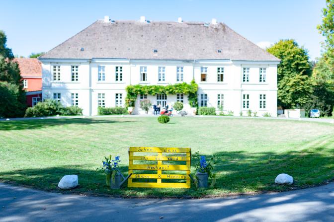 Standesamtliche Trauung Herrenhaus Samow