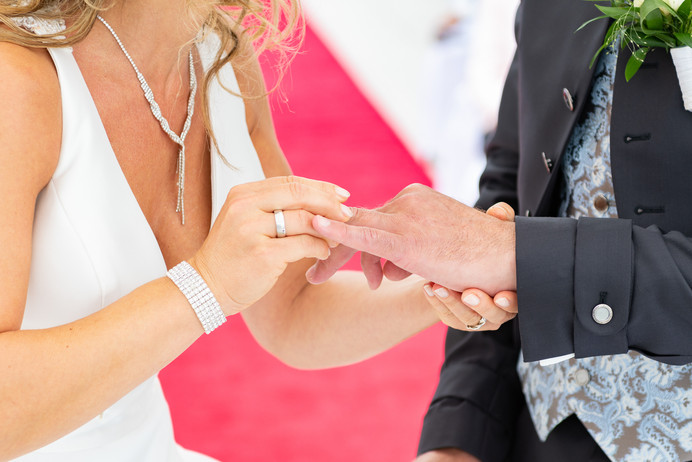 Heiratsbilder im Grand Hotel Heiligendamm
